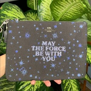 Coach x Star Wars Large Wristlet Wallet